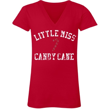 Little Miss Candy Cane