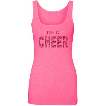 Live to Cheer