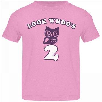 Look Whoo's 2