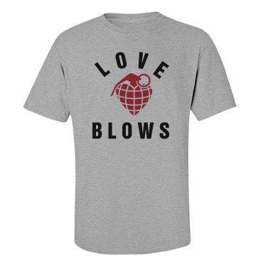 Love Blows Valentine
