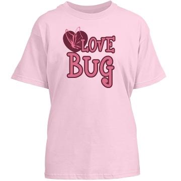 Love Bug Youth Basic Port & Company Essential Tee