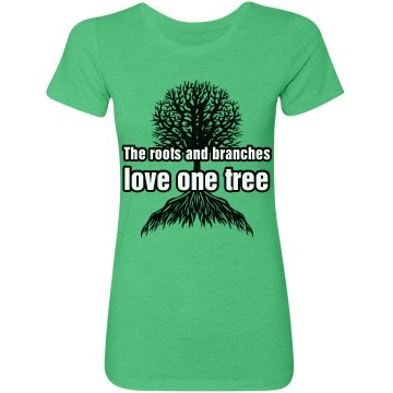 Love One Tree