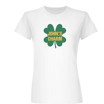 Lucky Charm Junior Fit Basic Bella Favorite Tee