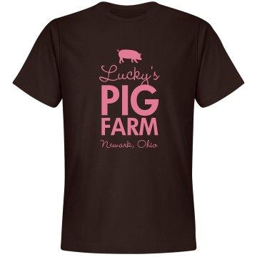 Lucky's Pig Farm