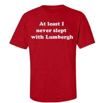 Lumbergh-mens Unisex Gildan Heavy Cotton Crew Neck Tee