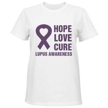 Lupus Awareness Promo Tee