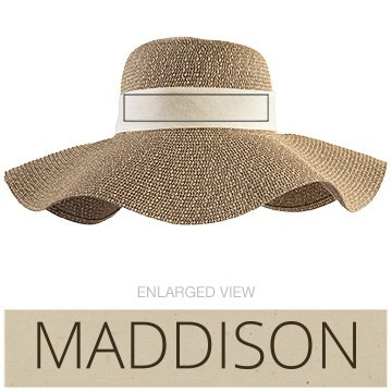 Maddison's Beach Hat