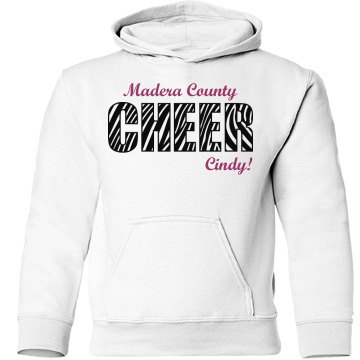 Madera County Cheerleader