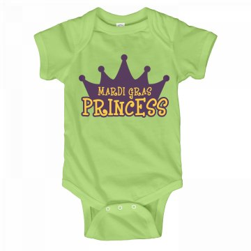 Mardi Gras Princess