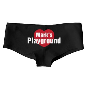 Mark's Playground Custom Undies