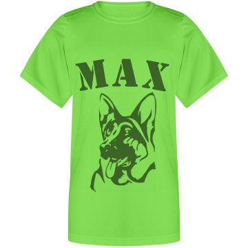 Max T Shirt Tankabears Production