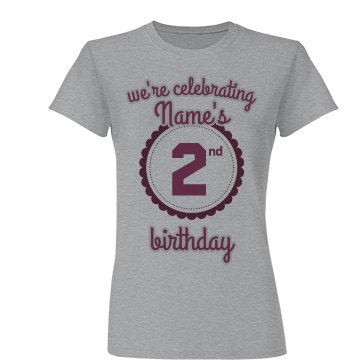 Megan's 2st Birthday