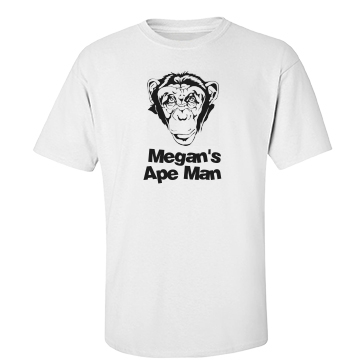 Megan's Ape Man