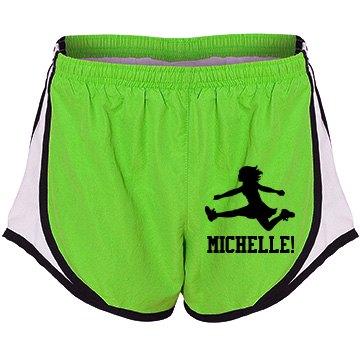 Michelle the Cheerleader