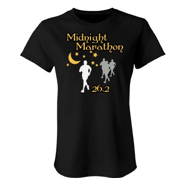 Midnight Marathon Junior Fit Bella Favorite Tee