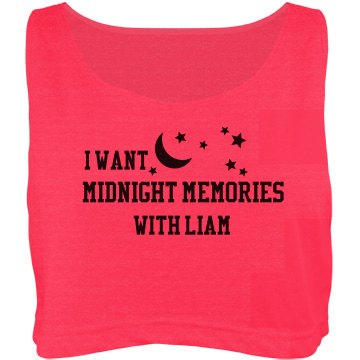 Midnight Memories Liam