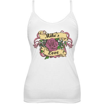 Mike's Love Cami