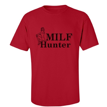 MILF Hunter Unisex Port & Company Essential Tee