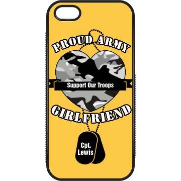Military Army Girlfriend