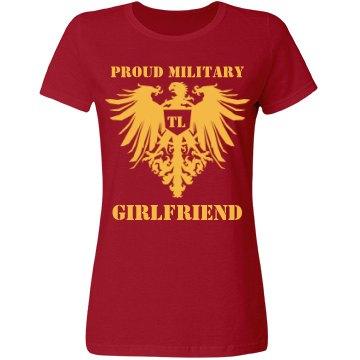 Military Girl Initials