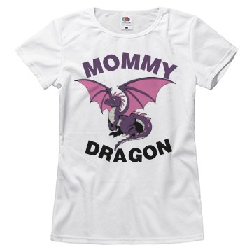 Mommy Dragon T-Shirt