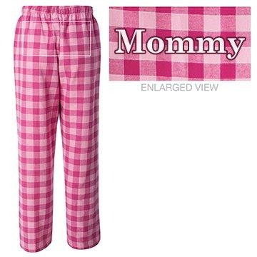 Mommy Pajamas Gift