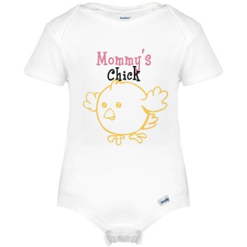 Mommy's Chick Onesie