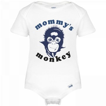 Mommy's Monkey