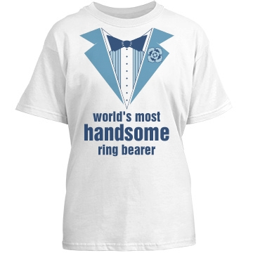 Most Handsome Ring Bearer