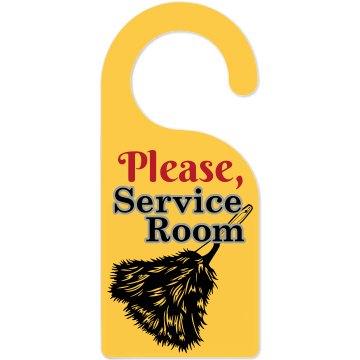 Motel Room Service