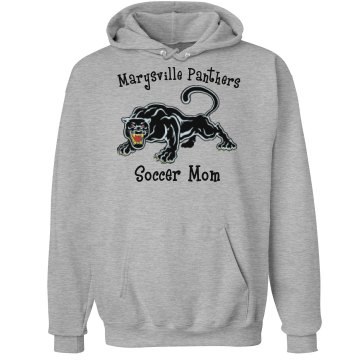 Mother's Mascot Hoodie Unisex Hanes Ultimate Cotton Heavyweight Hoodie