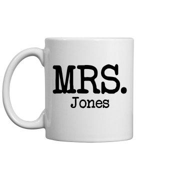 Mrs. Mug