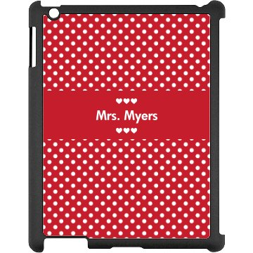 Mrs. Myers Hearts