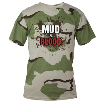 Mud & Blood Mud Run Team