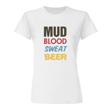 Mud Blood Swear Beer