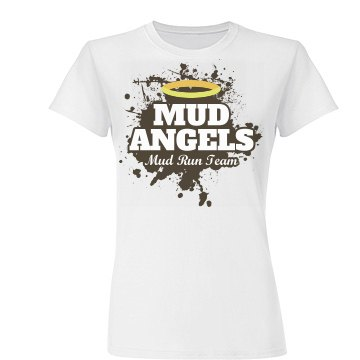 Mud Run Angels Team