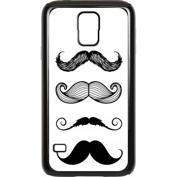 Mustaches Galaxy Case