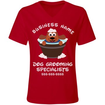 Mutt Cuts Dog Grooming T