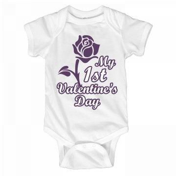 My 1st Valentine's Day