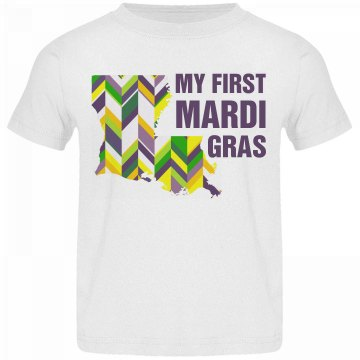 My First Mardi Gras