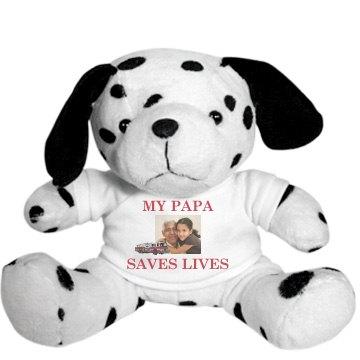 My Papa Saves Lives