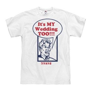 My Wedding Too Groom