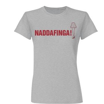 Naddafinga! Junior Fit Basic Tultex Fin