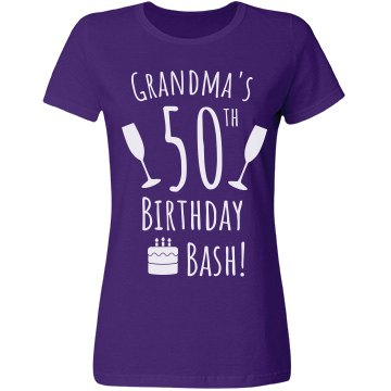 NaNa's 50th bash!