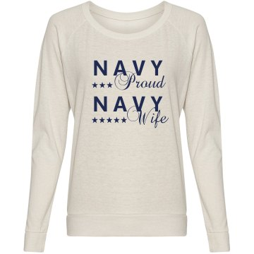 Navy Wife Navy Proud