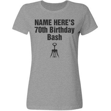 NeNe's 70th Bash
