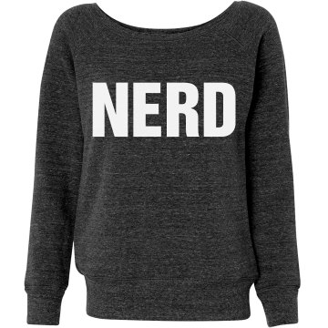 Nerd All Caps