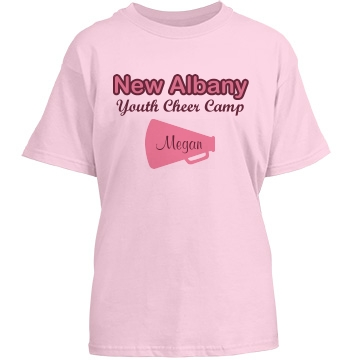 New Albany Youth Cheer