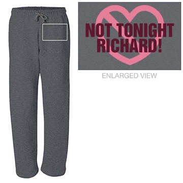 Not Tonight Sweats