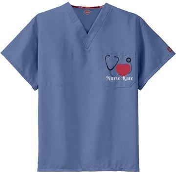 Nurse Kate Scrub